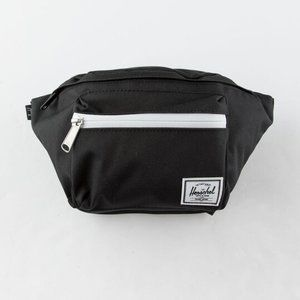 Herschel Supply Co Seventeen Black Fanny Pack